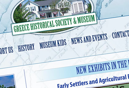 Greece Historical Society